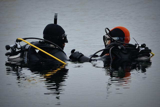 duikplekken in Nederland