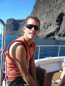Maarten van Baelen van Adventure Tenerife