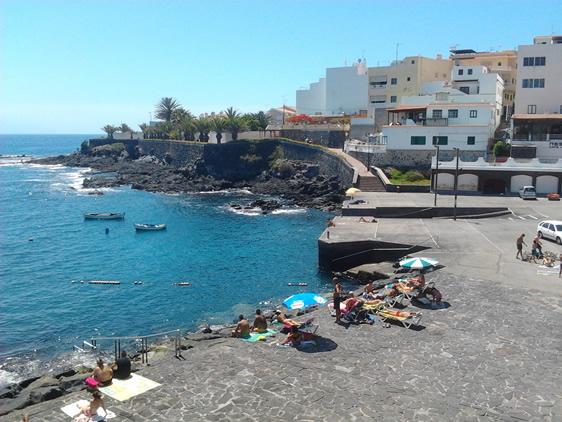 Goede snorkelplek: Alcala