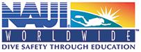 logo naui duikscholen