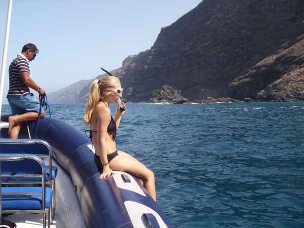 Snorkelen op La Palma