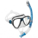 Cressi Big Eyes Evolution Snorkelset