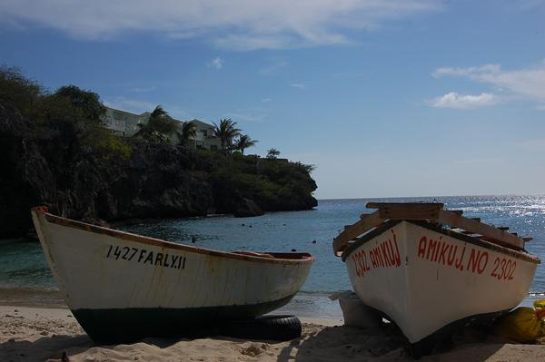 snorkelen op Curaçao bij Playa Lagun