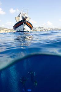 Duiken op Ibiza