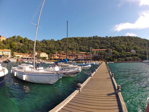 Haven Port Cros