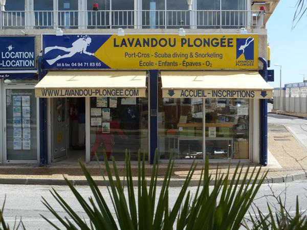 Lavandou Plongée duikclub