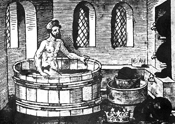 Duikfysica: Archimedes ontdekte de stuwende kracht van water