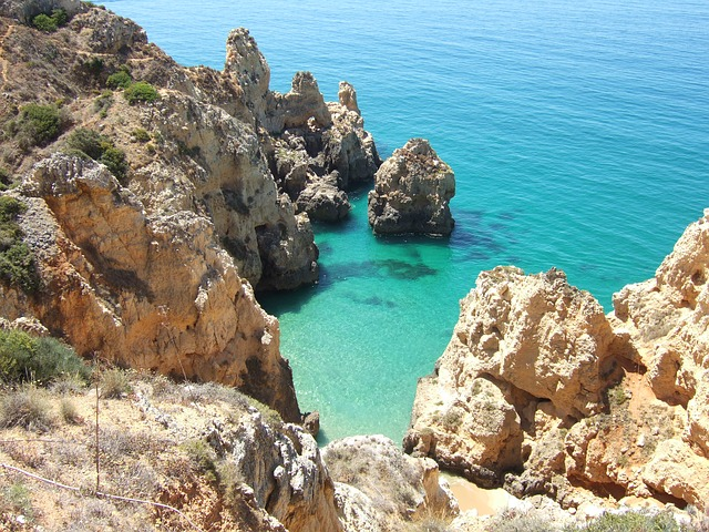 Snorkelen in de Algarve