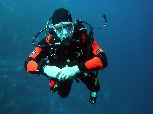 trimmen duiken