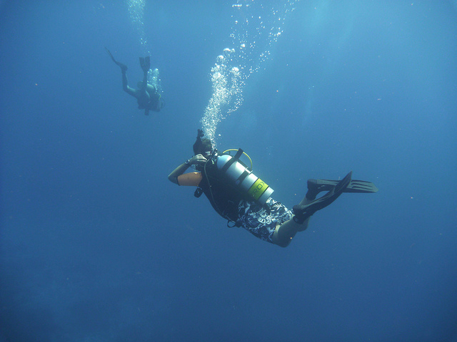 Nitrox duiken