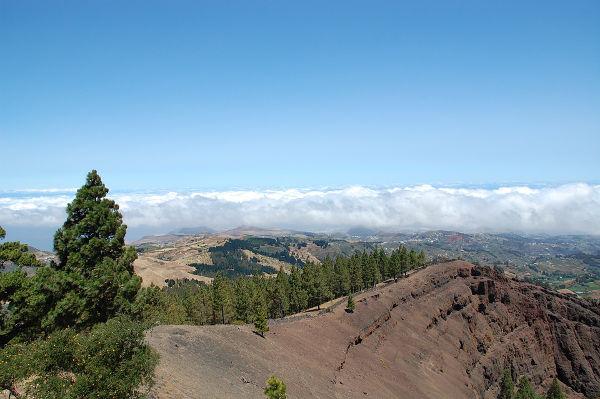 Gran Canaria heeft een ruig vulkanisch landschap