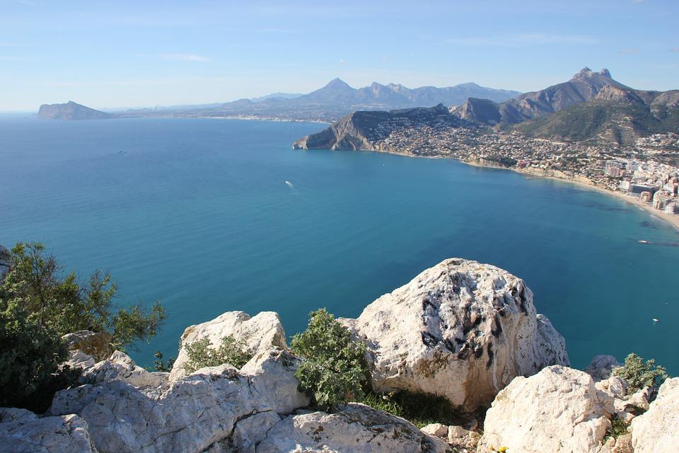 Calpe nabij Alicante