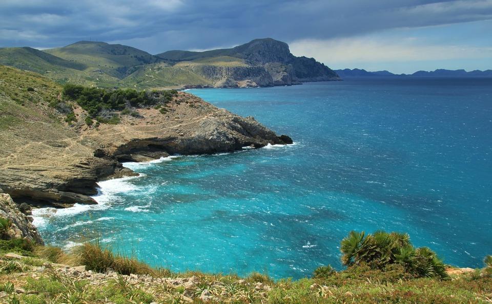 oostkust Mallorca