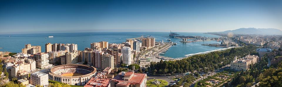Kustlijn Malaga