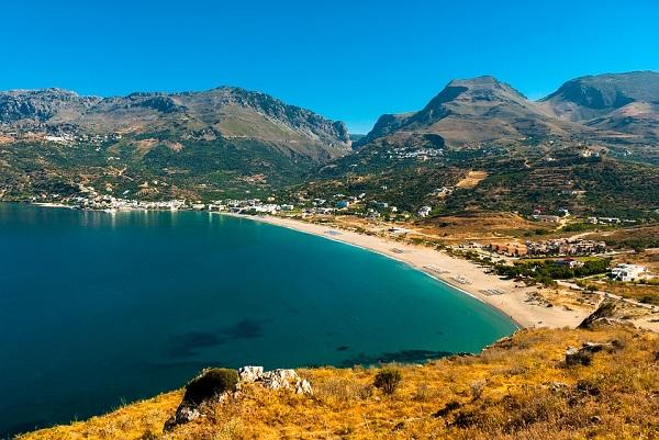 Plakkias Strand Kreta