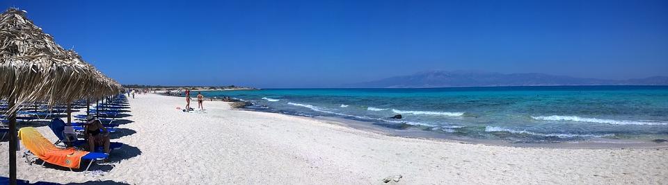 zandstrand Kreta