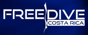 Logo freedive costa rica