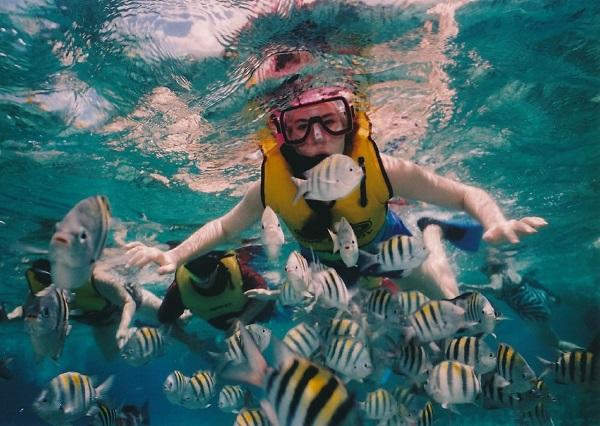 Snorkelen in Yucatán - Quintana de Roo