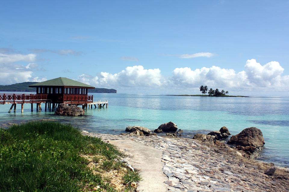 snorkelen in de Dominicaanse Republiek baai van Samana