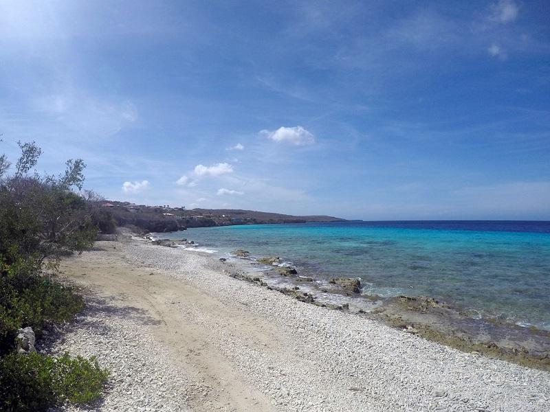 San Juan duiken op Curaçao