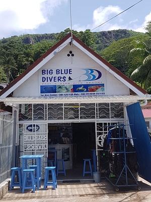 Duikcentrum Big Blue Divers