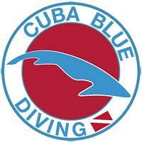 logo cuba blue diving