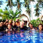 Duiken op de Gili eilanden (Lombok)