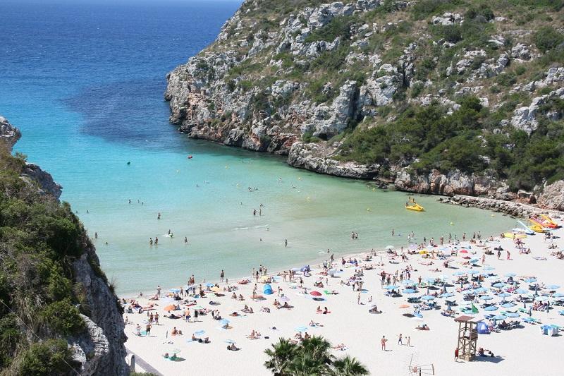 Snorkelen op Menorca bij Cala'n_Porter Menorca