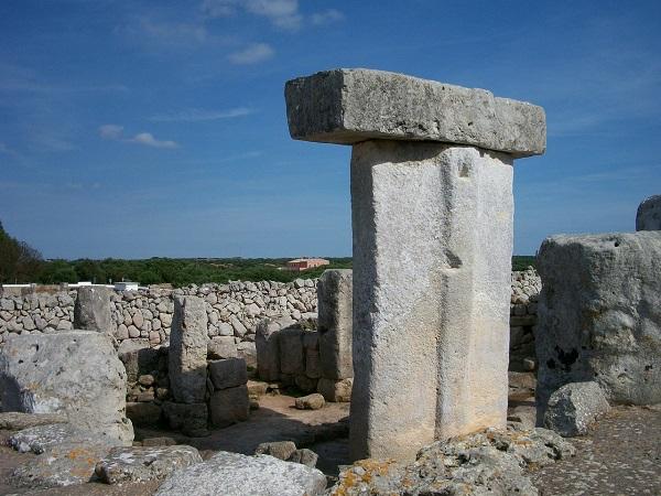 Historische Taules op Menorca