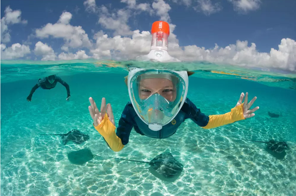 Snorkelmasker voor kinderen
