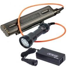 duiklamp kabellamp Metalsub KL1256 LED2100 Set