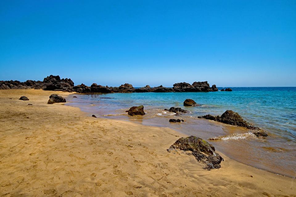 Snorkelen op Lanzarote bij Playa Chica