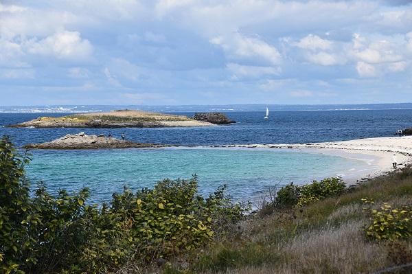 Snorkelen in Bretagne bij de Glénan-archipel