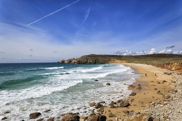 Ruige kust snorkelen in Bretagne